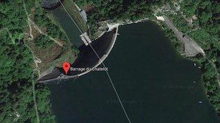 Un jeune homme retrouvé mort au pied du barrage du Châtelot (NE)