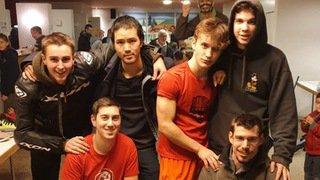 L'unihockey était roi ce week-end à Begnins