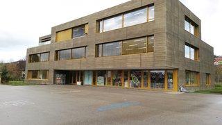 Le projet d'extension du collège de Féchy entre parenthèses