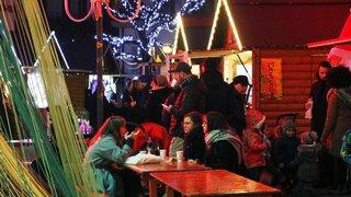 A Nyon, le marché de Noël voit toujours plus grand