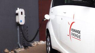 Des bornes plus accessibles pour faciliter la recharge des voitures électriques