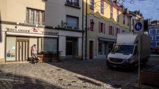 Nyon veut insuffler davantage de vie aux arcades de la vieille ville