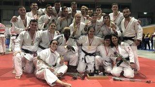 Interclubs: les judokates morgiennes sacrées, les hommes en bronze
