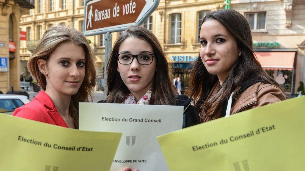 La question du droit de vote à 16 ans, dans le canton de Neuchâtel, est sur la table depuis 2010.