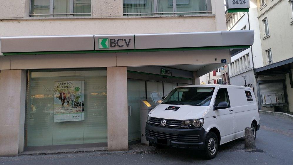 Paula avait emporté les 200 francs découverts dans un bancomat de la BCV, à Morges.