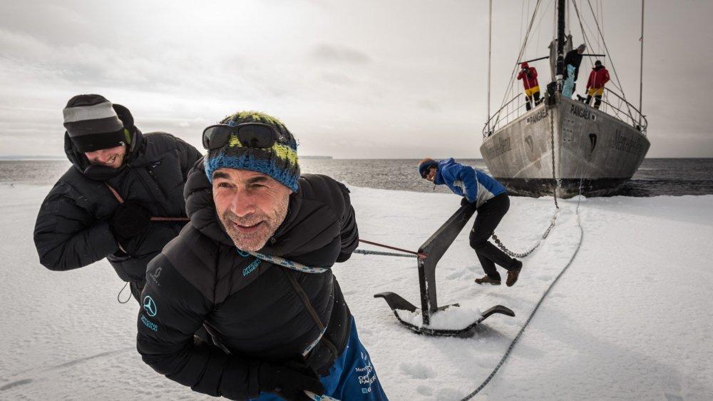 Le célèbre explorateur Mike Horn sera en conférence tout le week-end au Théâtre de Beausobre. Il parlera notamment de son dernier périple du K2 au Pôle Nord. Un événement à ne pas manquer.