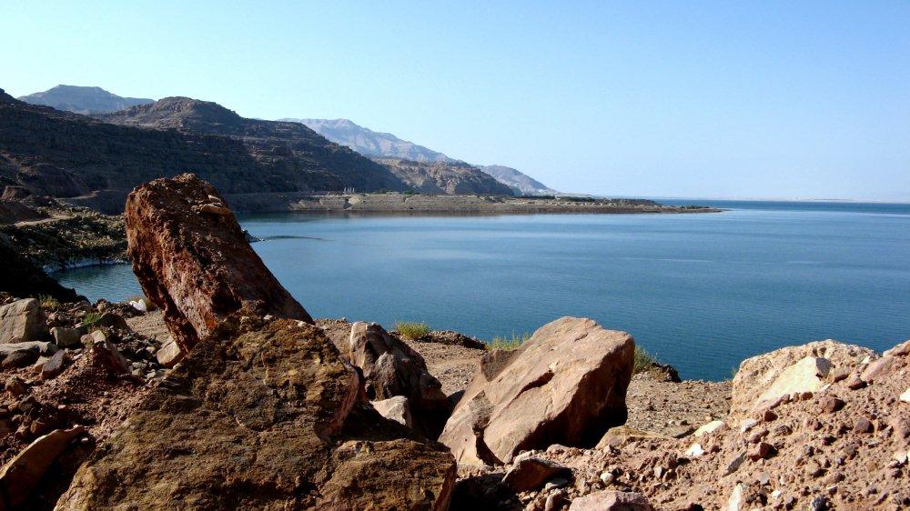 Assèchement. Le niveau de la mer Morte baisse d'un mètre annuellement.