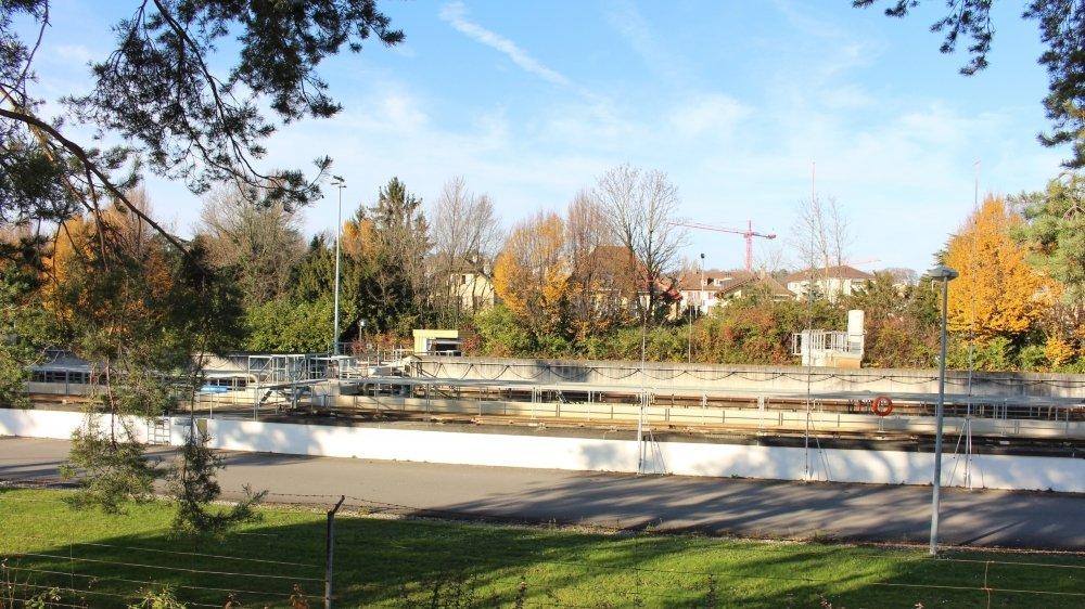 Les installations de traitement des eaux usées pourraient quitter leur site historique de Morges.