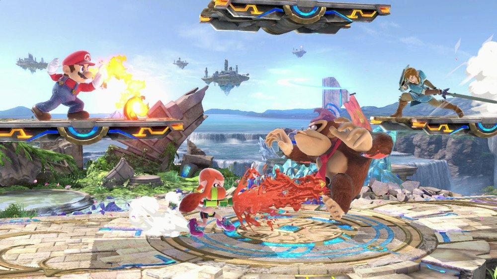 La série de jeux vidéo Super Smash Bros est l'une des plus populaires au monde.