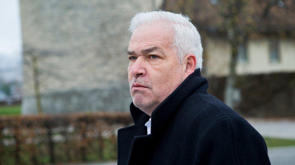 """Syndic de Rolle, Denys Jaquet est """"convaincu qu'il faut bousculer le canton car les communes vont mal""""."""