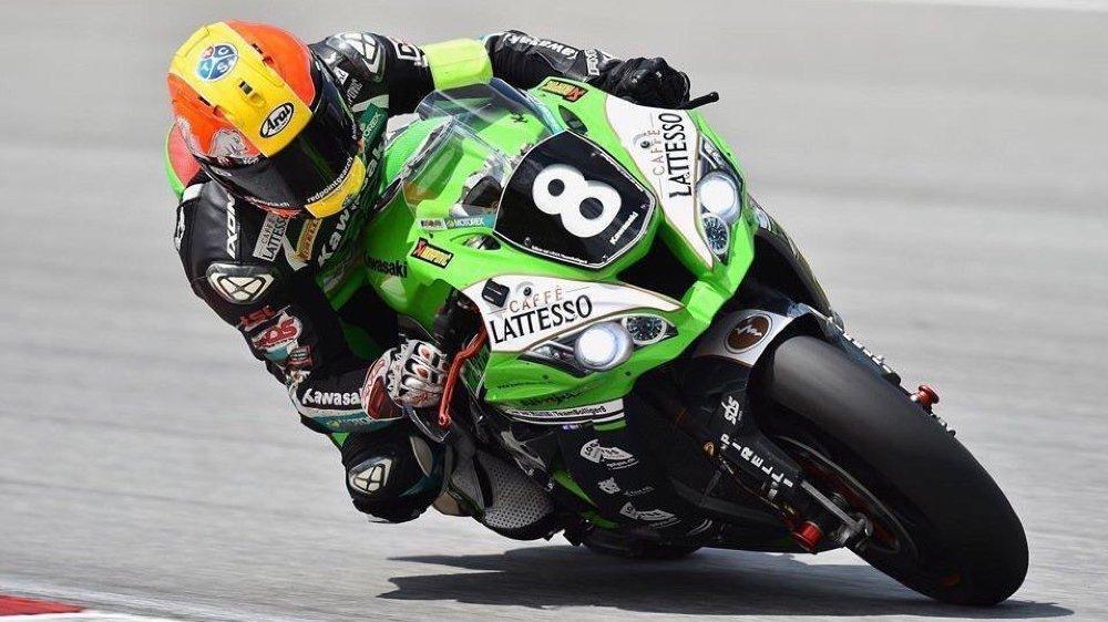 Les 8 Heures de Sepang disputées fin 2019 ont marqué la dernière apparition du motard de Lully au guidon de la Kawasaki n°8.