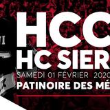 HCC vs. HC Sierre