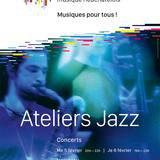 Concert des Ateliers Jazz