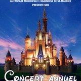 Concert annuel de l'Agaunoise de St-Maurice