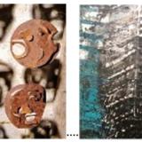 Exposition d'art : peintures, gravures, sculptures