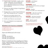 Rallye les 5 Sens® - Edition St-Valentin