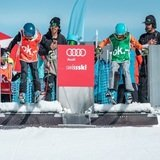 Audi Ski Cross