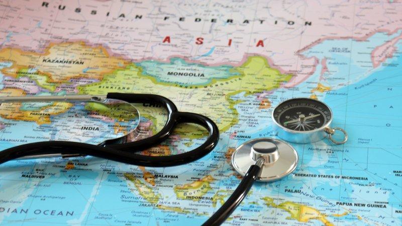 La consultation médicale avant le voyage