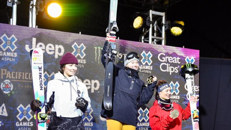 Ski freestyle: des médailles pour Ragettli, Gremaud et Hoefflin aux X-Games à Aspen