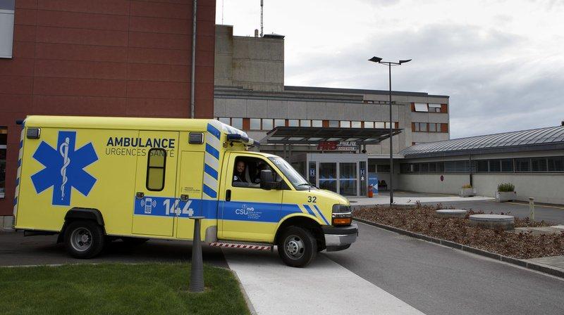 Vaud: alerte à la bombe à l'hôpital intercantonal de Payerne provoquée par un adolescent