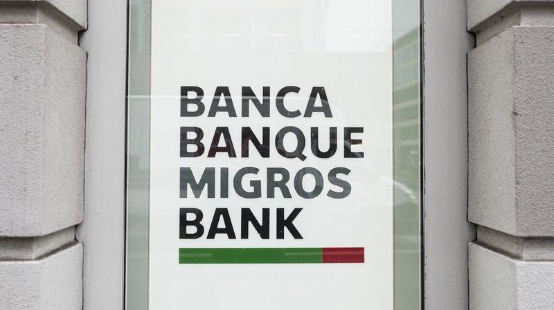 Economie: la vente d'immeubles fait bondir le bénéfice de Banque Migros