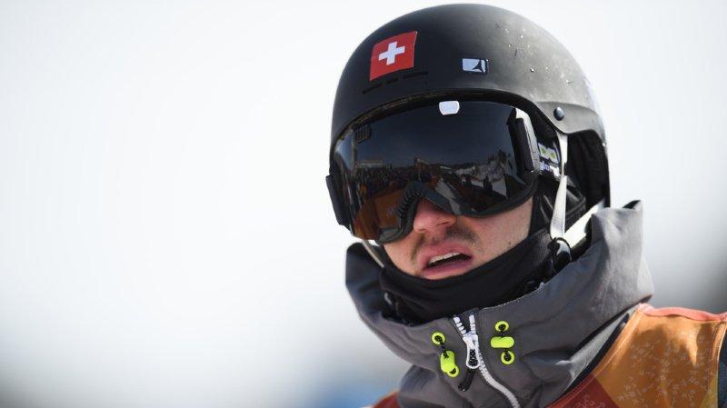 Ski freestyle: Fabian Bösch se pare de bronze à Aspen
