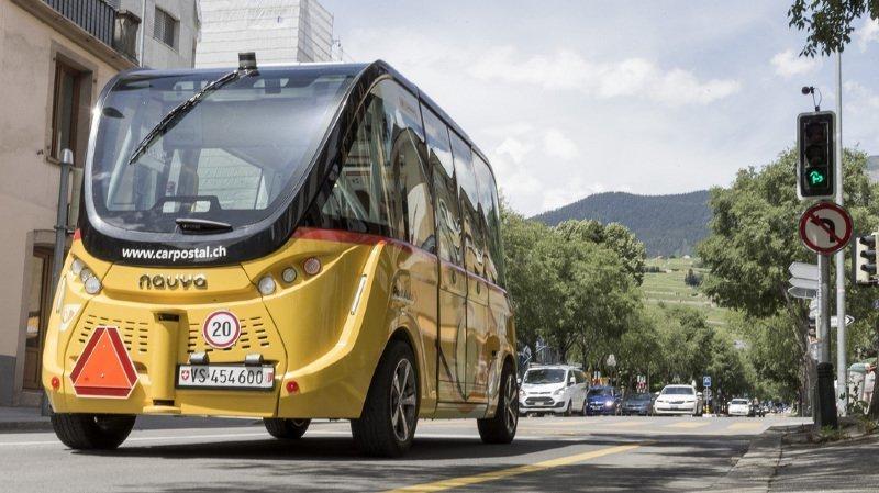 Mobilité: les véhicules autonomes bientôt dans la loi sur la circulation routière?