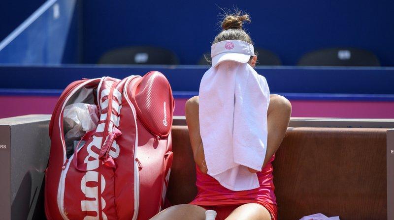 Tennis: fin du rêve pour la jeune Leonie Küng qui s'incline en finale du tournoi de Hua Hin