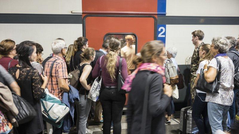 CFF: des dégâts sur une ligne ferroviaire perturbent le trafic dans la région de Berne