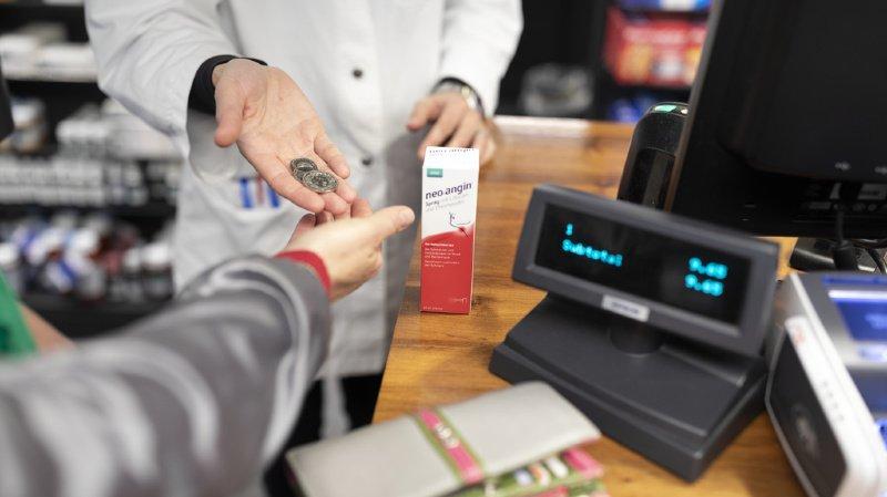 Au total, quelque 6,1 milliards de francs de médicaments ont été vendus l'année dernière dans le pays.