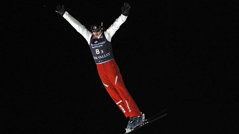 Ski freestyle: le Zougois Noé Roth termine 2e en Aerials à Deer Valley