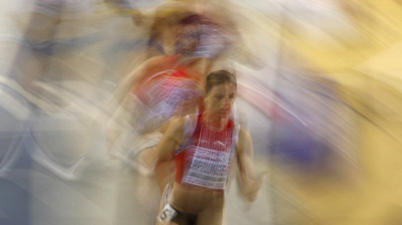 Athlétisme – Meeting indoor de Düsseldorf: Lea Sprunger 3e au 400 m, Jonas Raess brille sur 3000 m