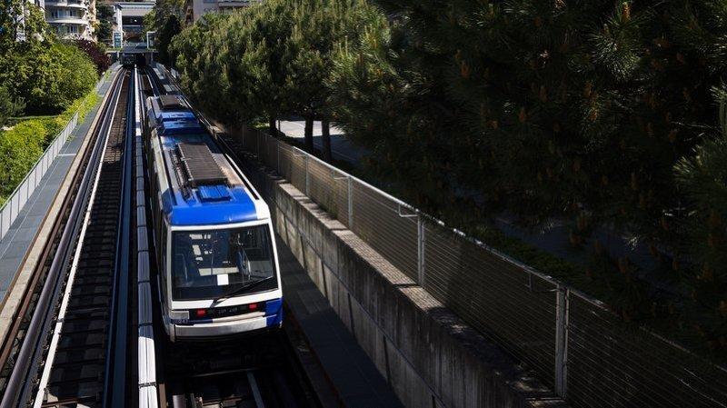 Lausanne: le métro M2 accélère la cadence