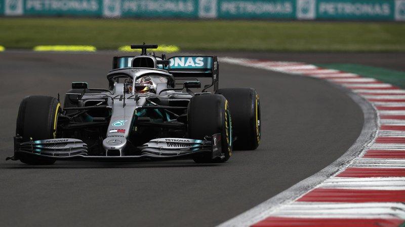 Ineos a conclu un partenariat avec l'écurie du pilote britannique Lewis Hamilton.
