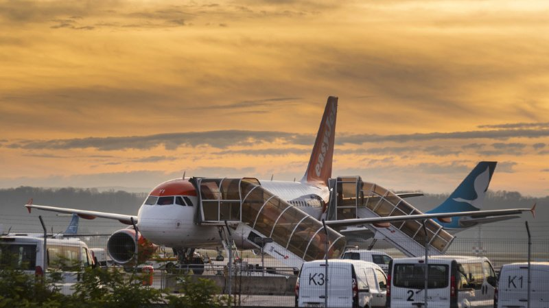 Le rapport publié mercredi par le CDF décortique la surveillance de la gestion du trafic aérien. Image d'illustration