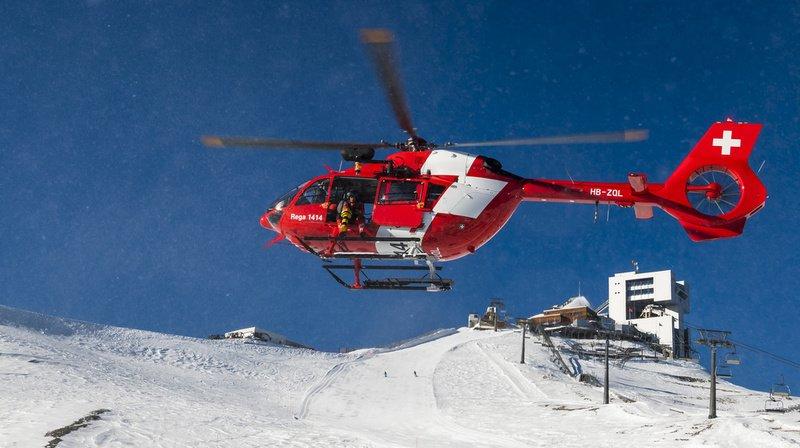 Accident de ski: un garçon perd la vie à Rougemont