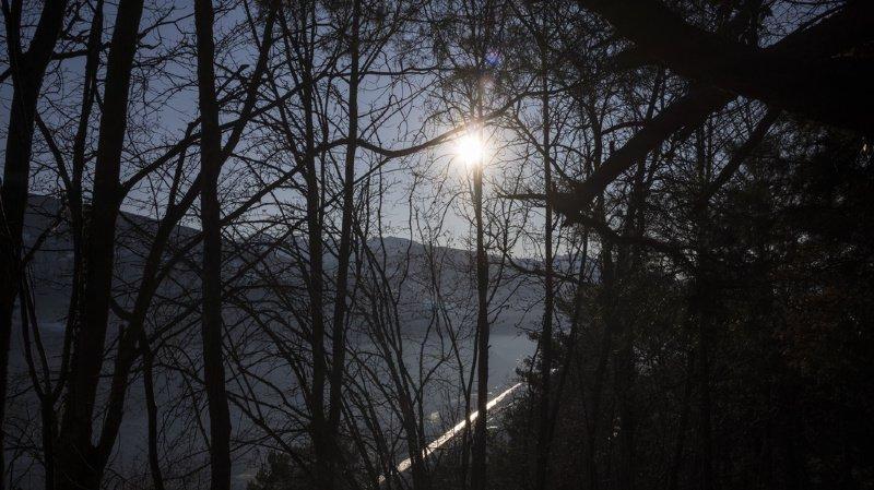 La nuit la plus froide de l'hiver en montagne: jusqu'à -24 degrés en Valais et dans les Grisons