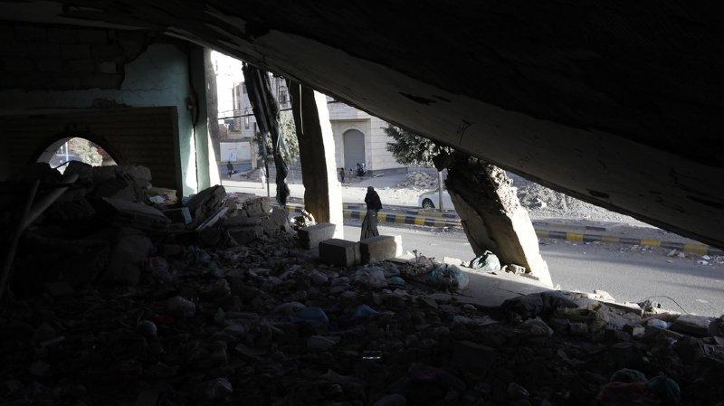 La coalition, dont les piliers sont l'Arabie saoudite et les Emirats arabes unis, intervient depuis 2015 au Yémen pour soutenir le pouvoir face aux rebelles qui contrôlent toujours de vastes régions du pays.  (illustration)
