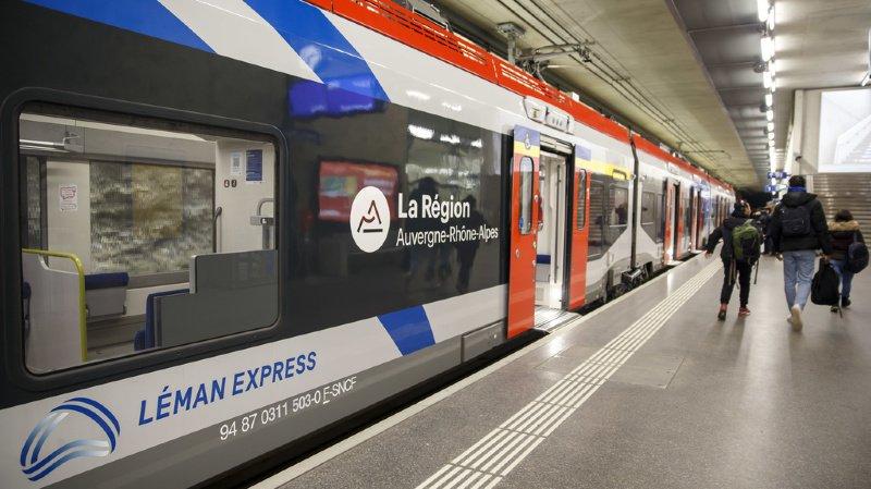 Léman Express: des annulations et des retards fâchent les voyageurs