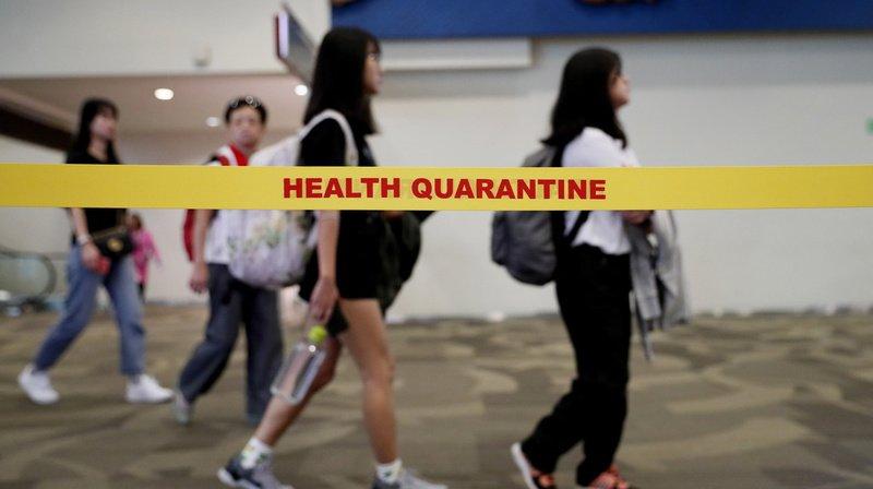En Indonésie, des mesures ont été prises pour contenir la maladie. Notamment des mises en quarantaine.