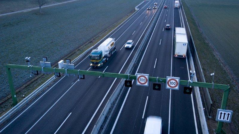 Contresens sur l'autoroute: trois accidents de circulation dans le canton de Berne, dont un mortel