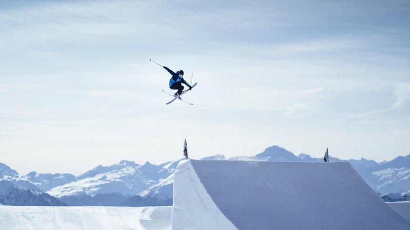 Ski freestyle: encore une médaille pour Sarah Höfflin aux X-Games d'Aspen