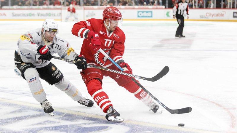Hockey: Fribourg Gottéron s'impose face à Lausanne, Genève-Servette gagne à Berne