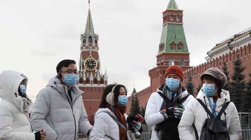 Coronavirus: la Russie impose des visas aux touristes chinois