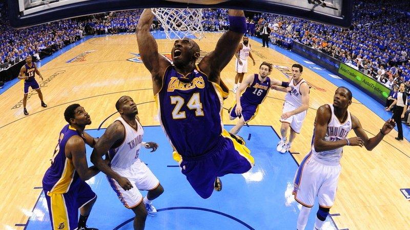 Basketball: retour sur quatre exploits du légendaire Kobe Bryant
