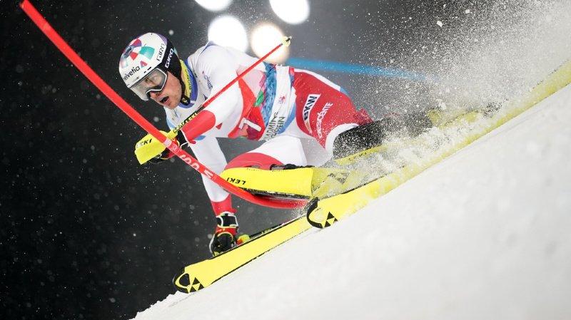 Ski alpin: Yule 4e, Schwarz provisoirement en tête du slalom de Schladming
