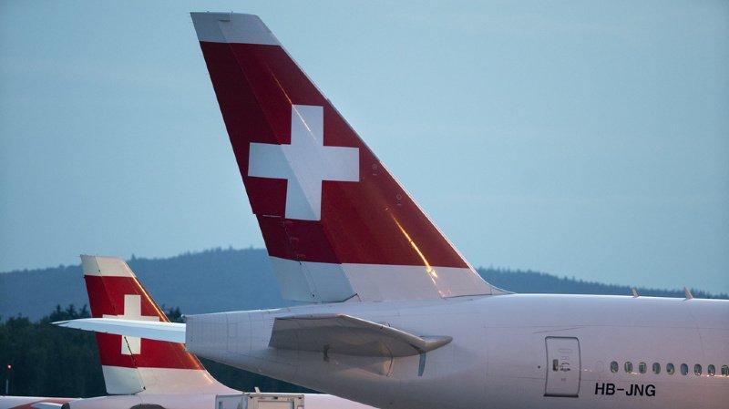 Coronavirus: Lufthansa et Swiss suspendent leurs vols vers la Chine