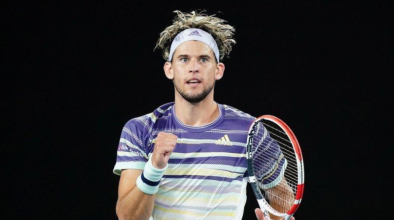 Tennis – Open d'Australie: Dominic Thiem rejoint Novak Djokovic en finale