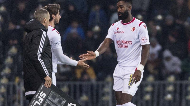 Football: le FC Sion s'incline 1-0 face à Young Boys, Bâle l'emporte 4-0 contre Zurich
