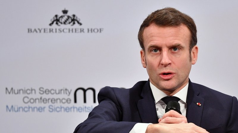 Le président français s'exprimait dans le cadre de la Conférence sur la sécurité à Munich.